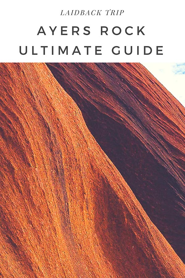 Ultimate Guide Ayers Rock