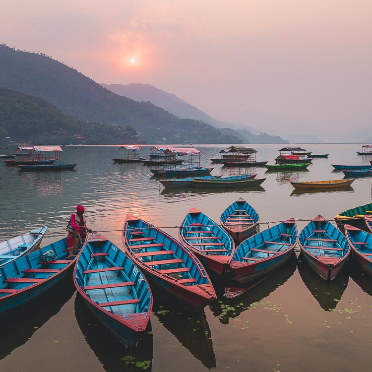 WHAT TO DO IN POKHARA - BASE FOR ANNAPURNA TREKKERS