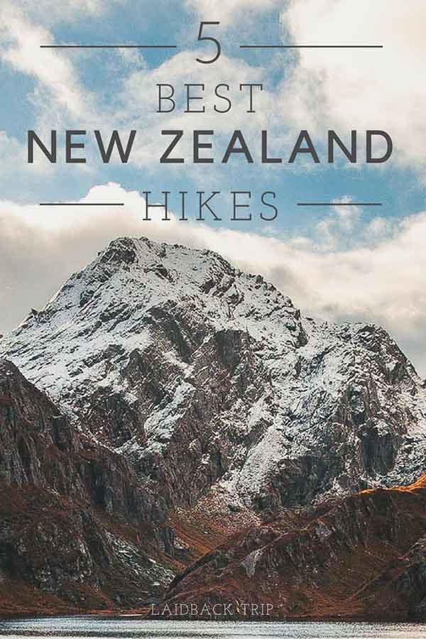 5 Best Hikes in New Zealand