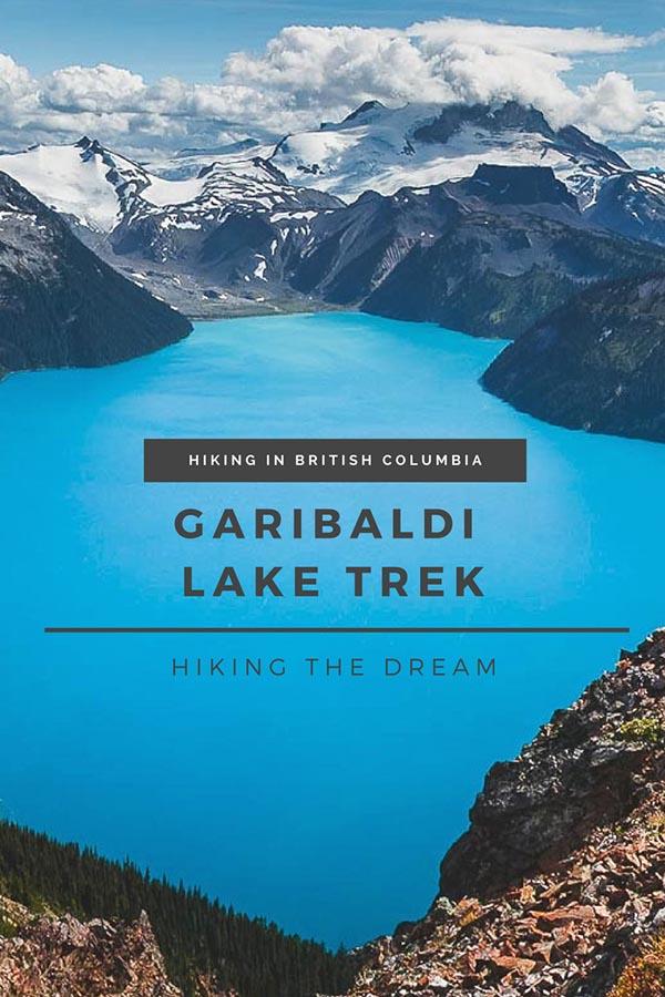 Garibaldi Lake and Panorama Ridge Trek