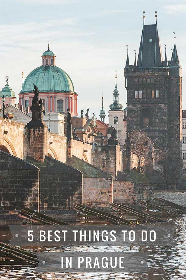 5 Best Things To Do In Prague