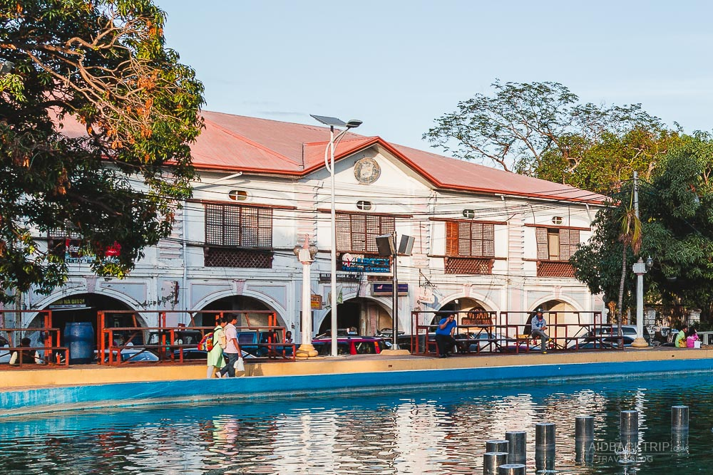 plaza salcedo in vigan luzon | what to see and do in vigan guide by laidbacktrip