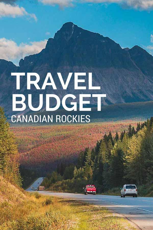 Canada Travel Budget