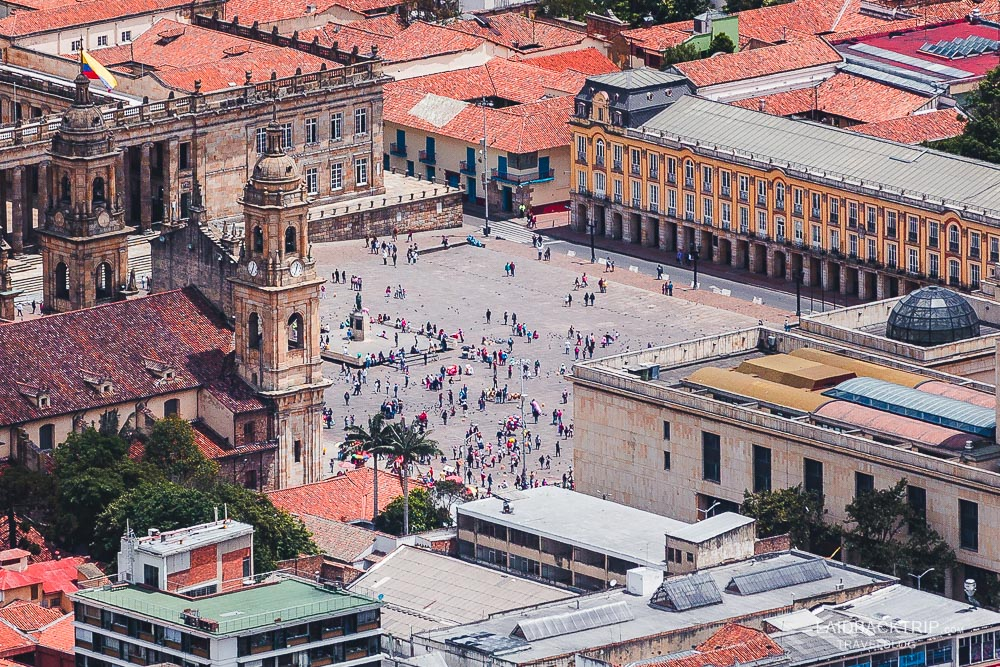 what to see in and do in a bogota | colombia travel guide by laidbacktrip