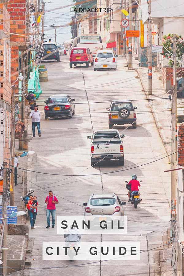 San Gil City Guide