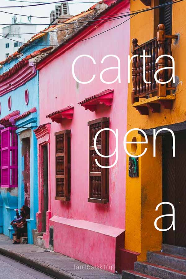 Cartagena in Colors
