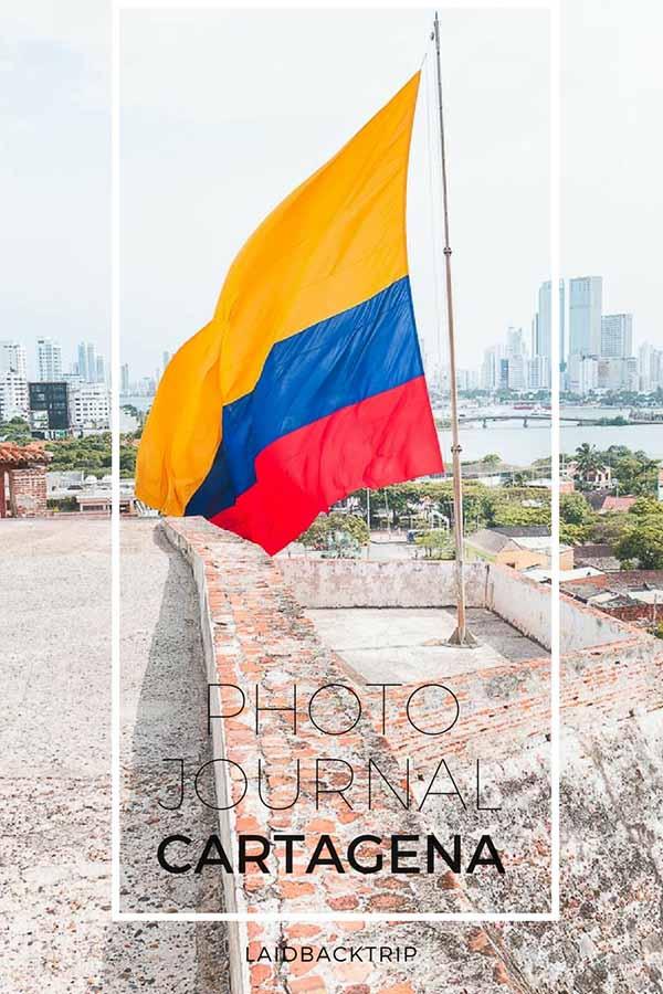 Cartagena in Colors