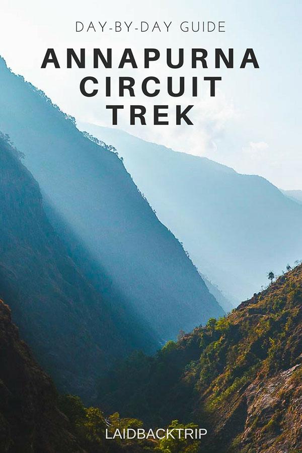 Annapurna Circuit Guide