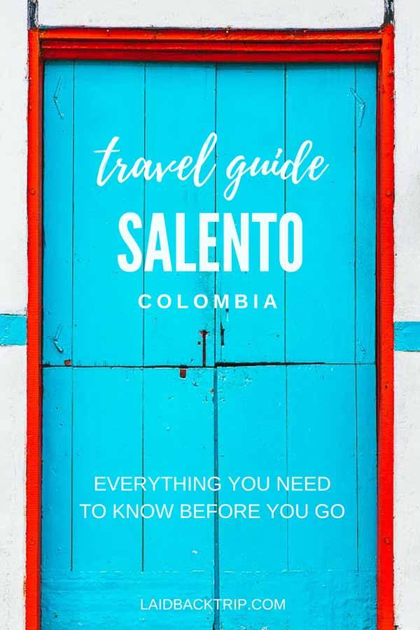 Salento Guide