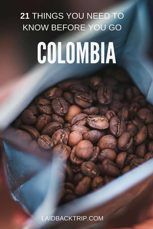 21 things you need to know before visiting Colombia