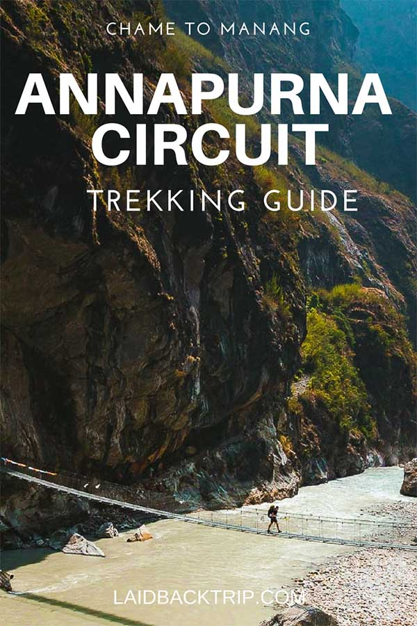 Annapurna Circuit Trek Guide