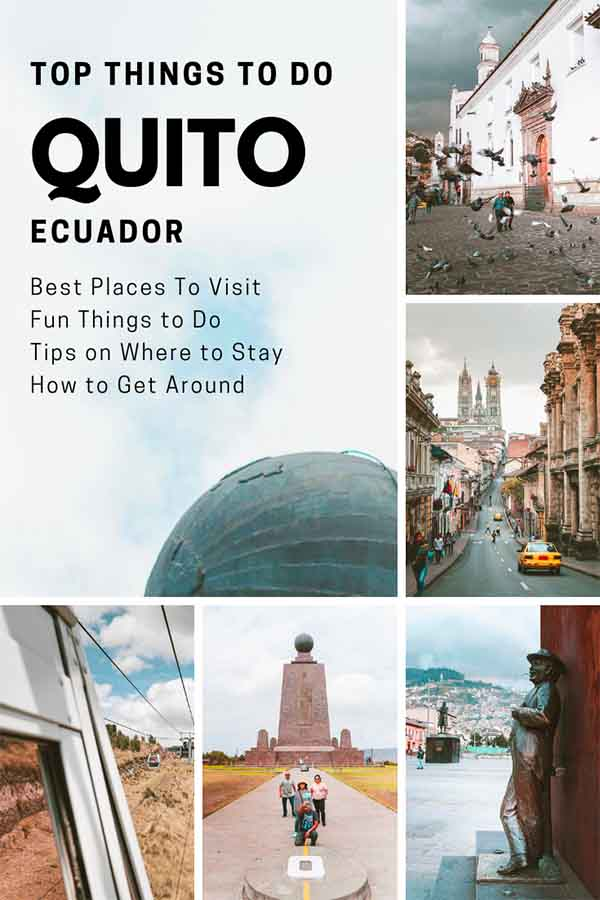 Top Things To Do In Quito