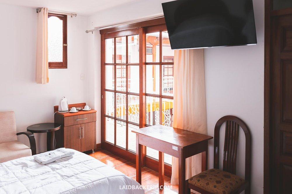 Hotel Review of Mansion Santa Isabella in Riobamba, Ecuador