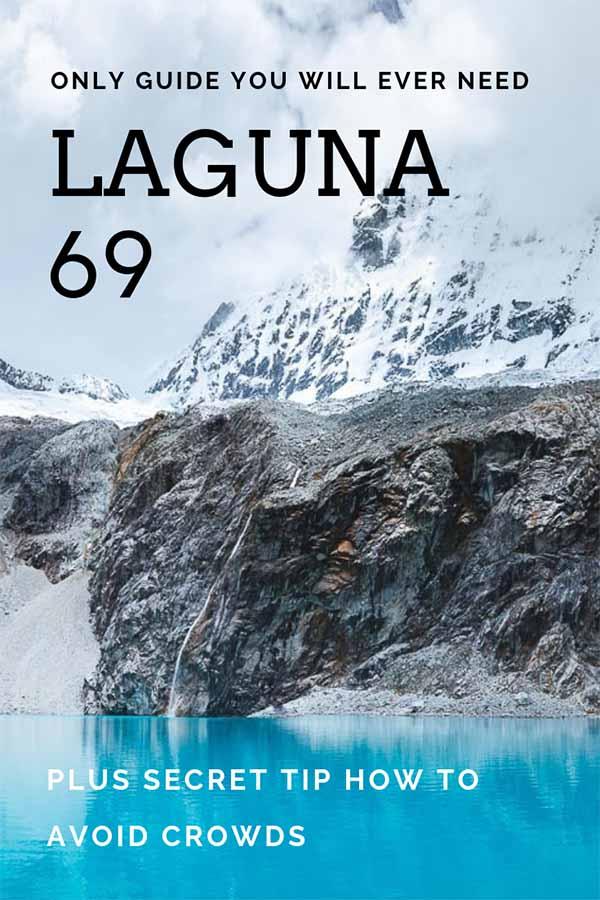 Laguna 69 hiking guide