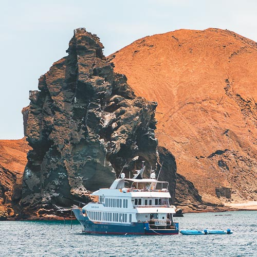 GALAPAGOS ISLANDS CRUISE - CRUISING THE PARADISE