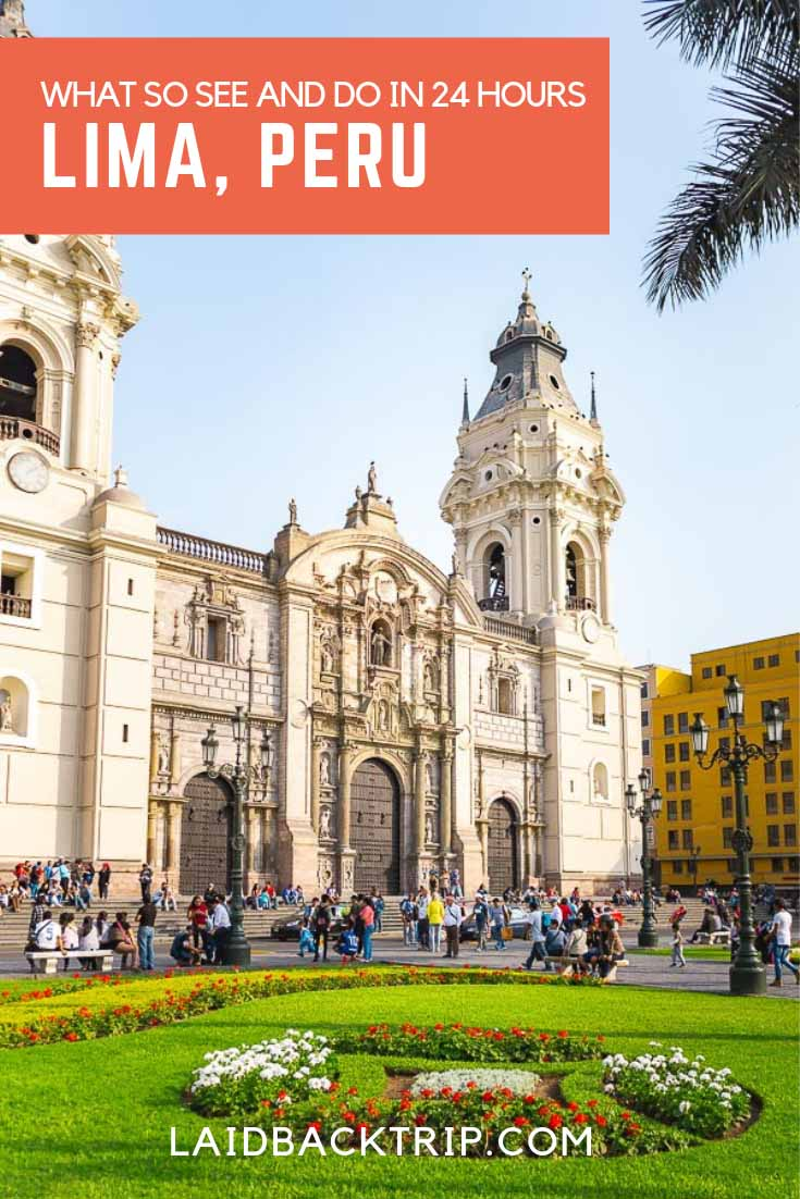 Lima in One Day