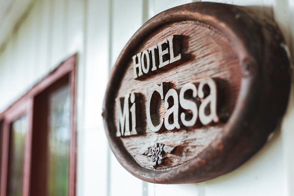 Hotel Mi Casa is one of the best hotels in Chaiten and on Carretera Austral, Chile
