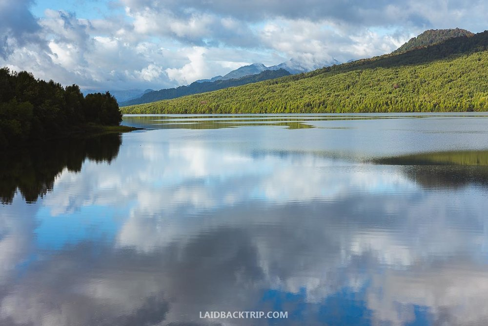 Getting to the national park is best done by car from Puyuhuapi.