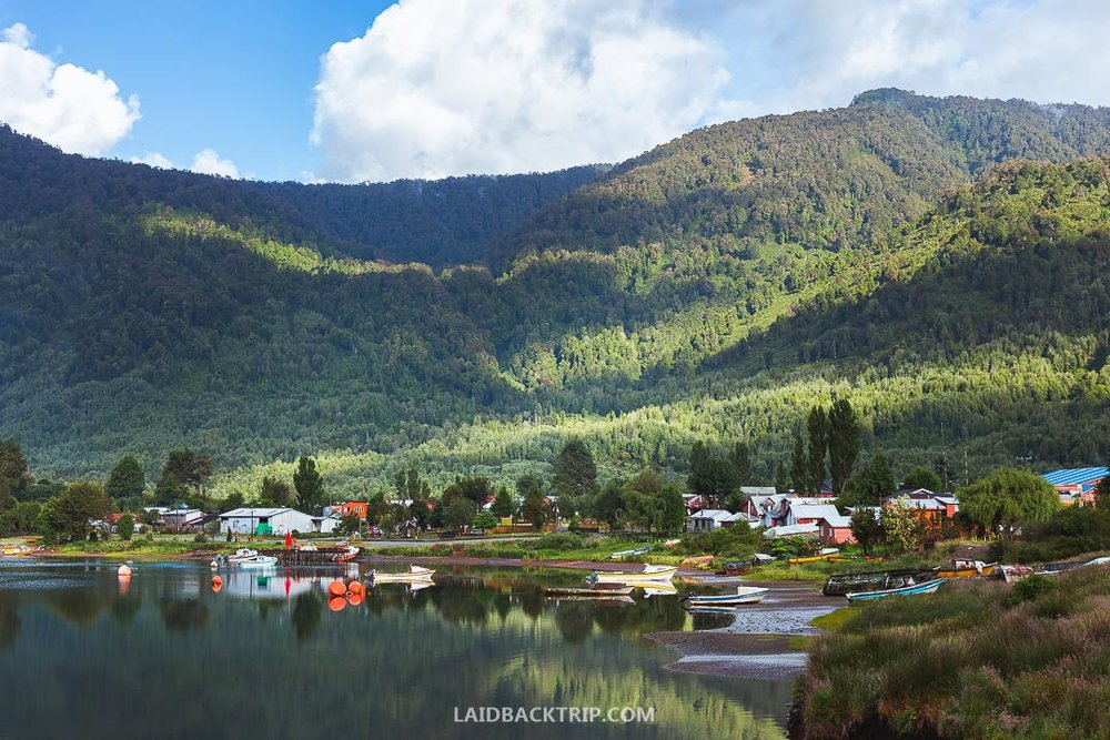 Our travel guide includes useful info and tips on where to stay in Puyuhuapi.