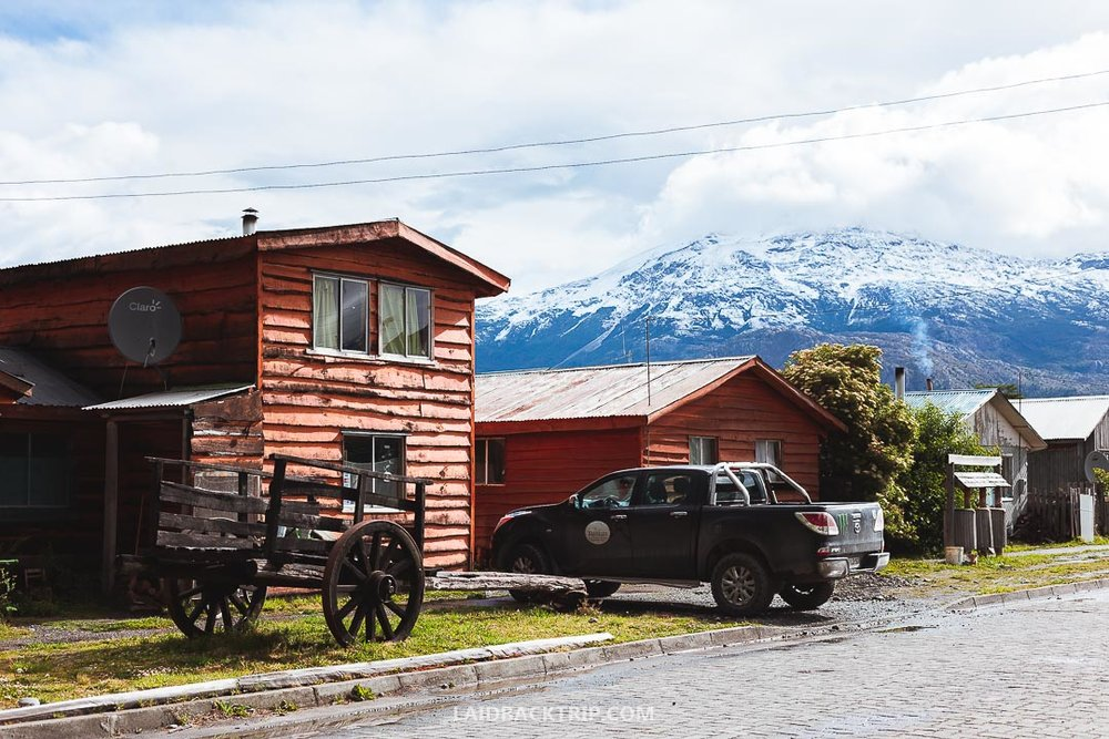Villa O'Higgins is a quiet village and the last stop on your Carretera Austral road trip.