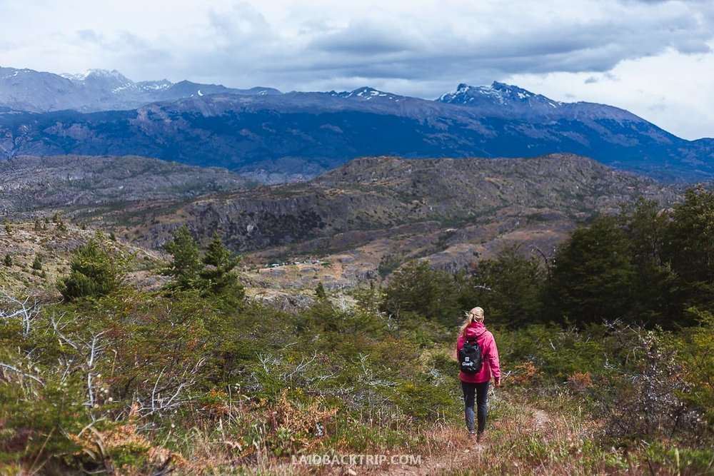 There are several activities to do in the Patagonia National Park such as hiking, fishing or horseback riding.
