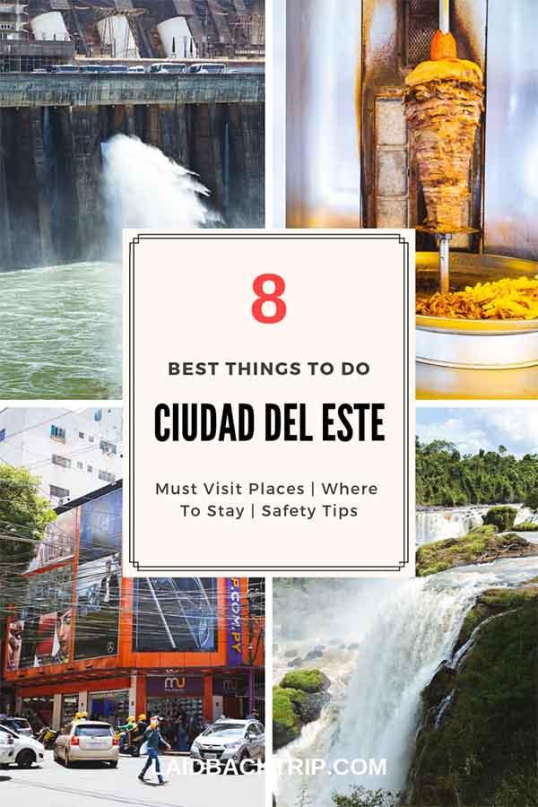 Ciudad del Este City Guide