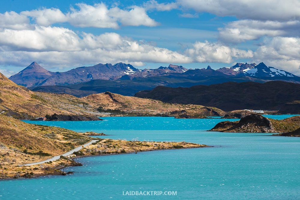 Torres del Paine is must-visit while traveling to Patagonia and you will find there one of the best treks in the world.