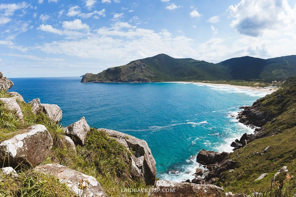 Florianopolis offers great and easy trekking trails for beginners, experienced hikers, and families.