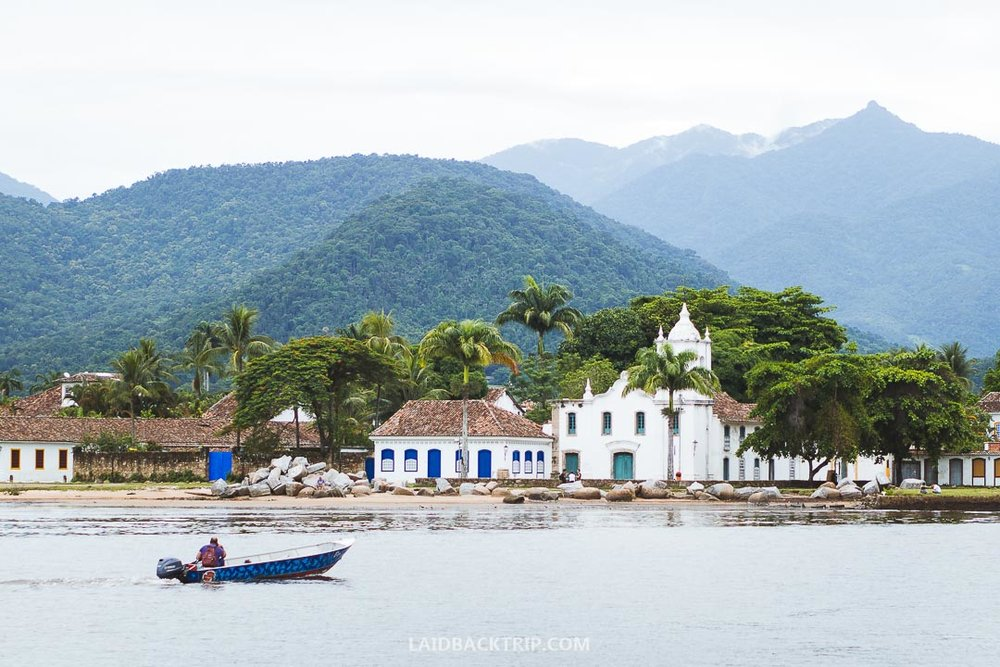 We created a complete travel guide to Paraty for all travelers going to Brazil.