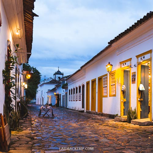 Paraty Guide