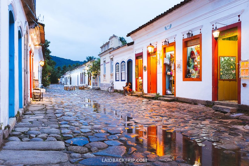Read our travel guide to fun activities, outdoor adventures and best things to do in Paraty, Brazil.