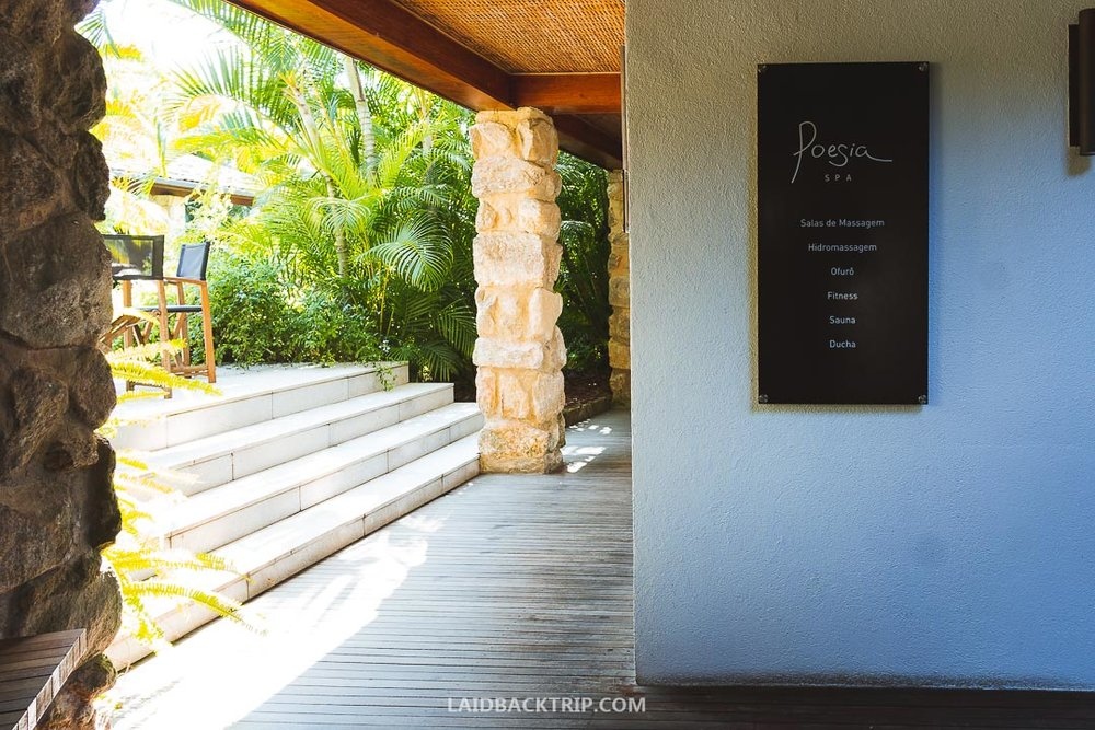 Paraty is a packed with adventure and activities, but also with relaxing, spa and massages.