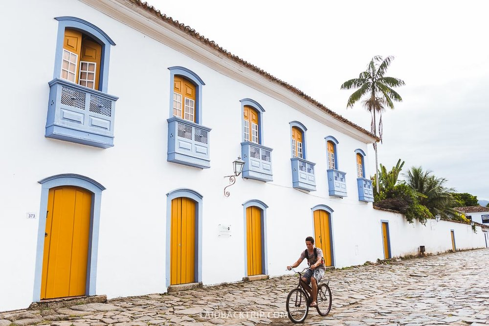 You can ride a bike along the town and visit some great places farther from your hotel.