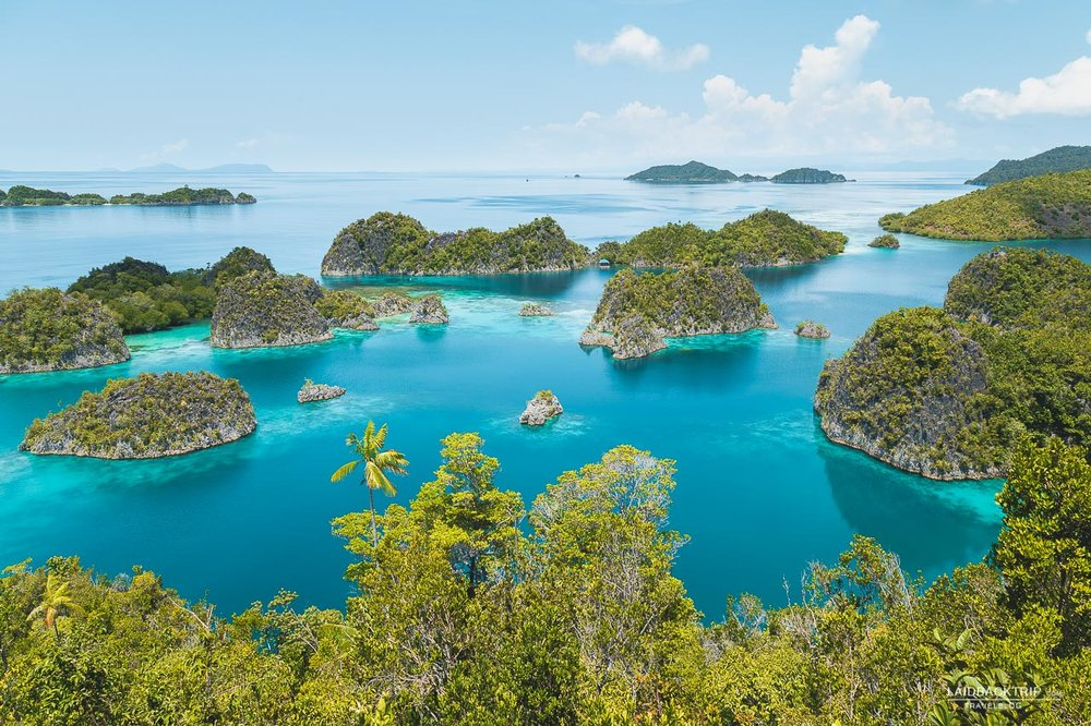 In our travel guide, you will find everything you need to know about Raja Ampat, Indonesia.