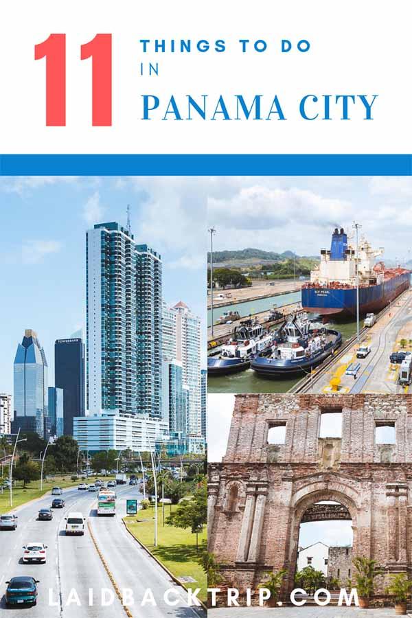 Panama City Travel Guide