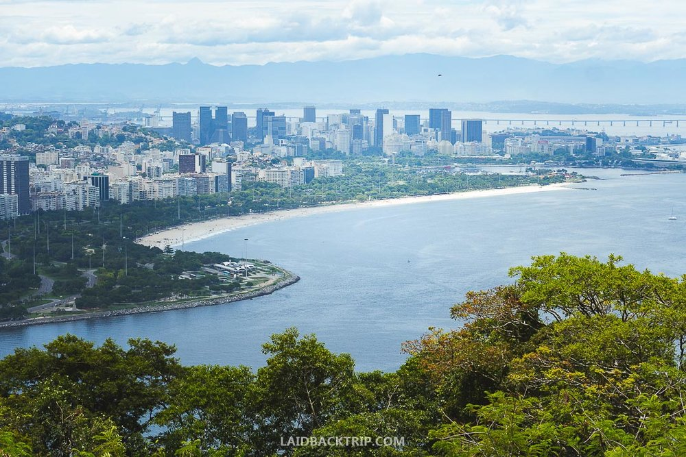 Sugarloaf Mountain is a popular tourist attraction in Rio de Janeiro and you should expect crowds.