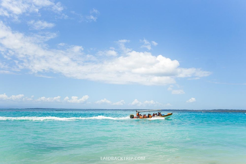 You can do island hopping and other fun activities in Bocas del Toro.