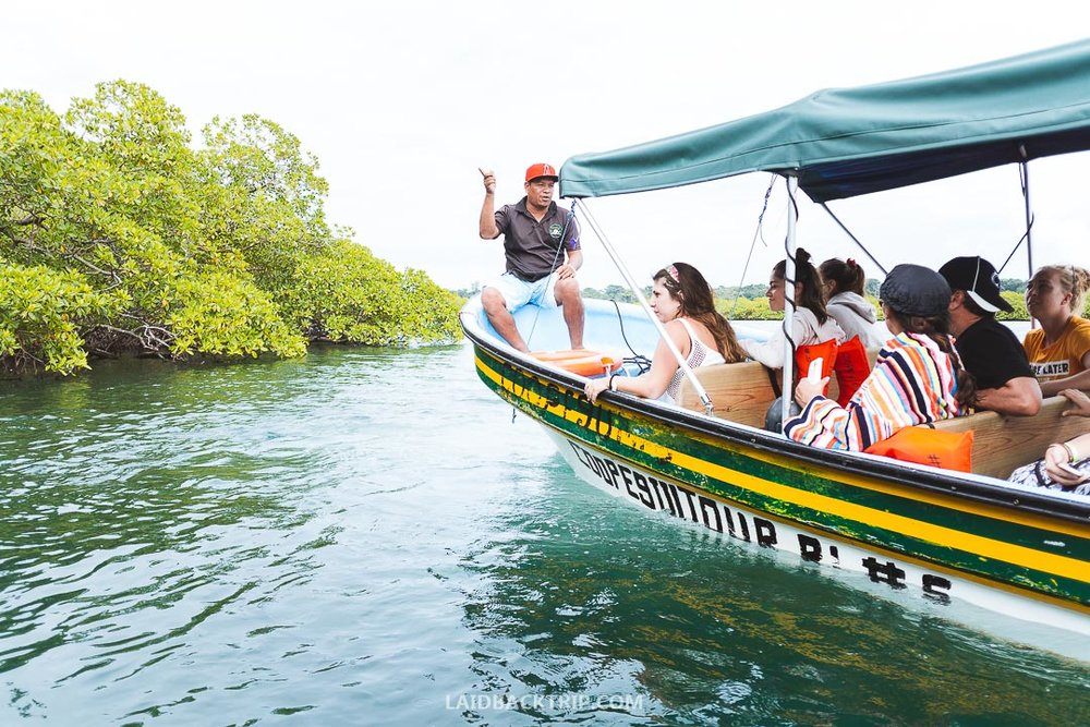Bocas del Toro is a beautiful archipelago in Panama and a popular tourist place.