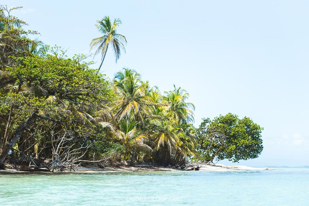 Bocas del Toro is a relaxing place with amazing beaches.