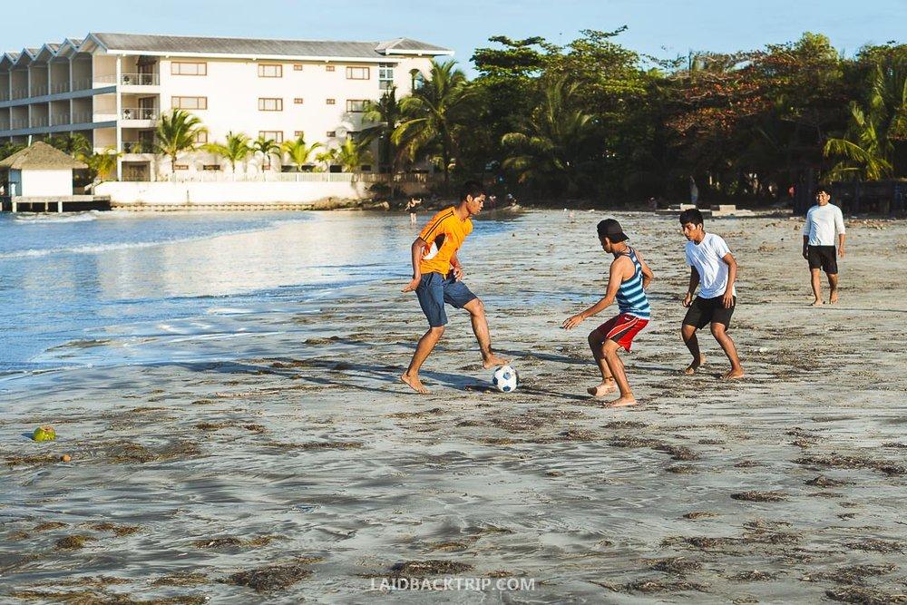 Bocas del Toro is dependent on tourism.