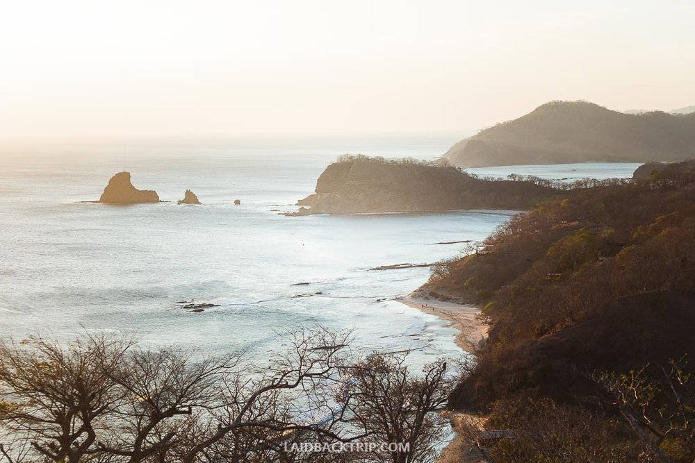 San Juan del Sur is a beach town near the borders with Costa Rica and one of the best places to visit in Nicagarua.