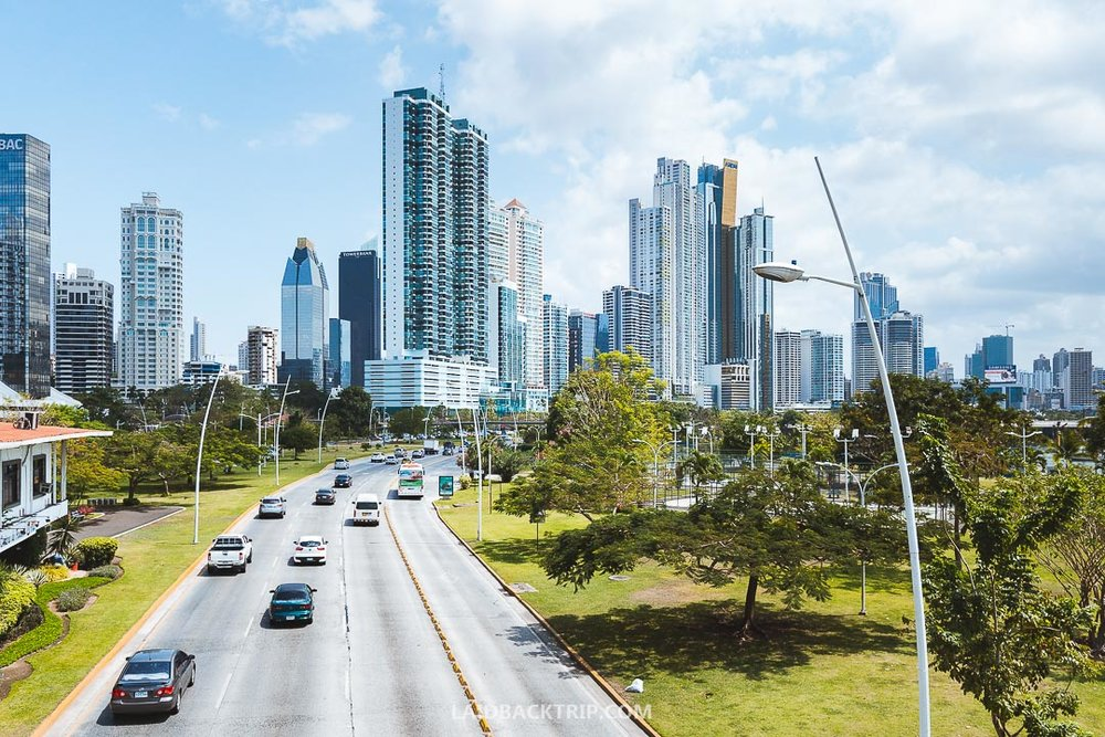 Panama City will be probably the first stop on your travel itinerary.