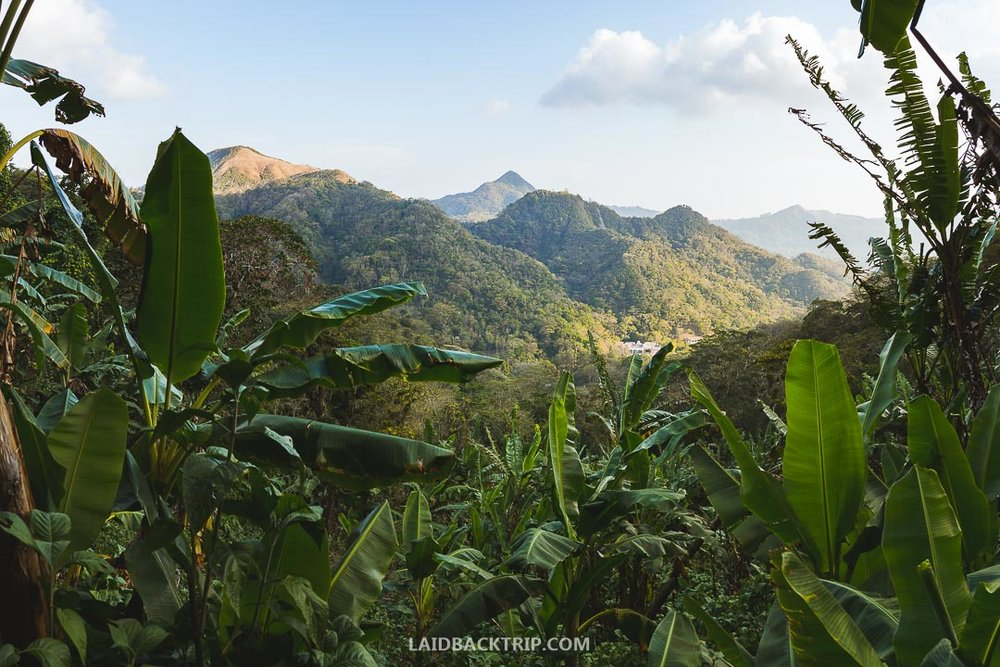Our two weeks Panama travel itinerary will help you organize and plan your trip.