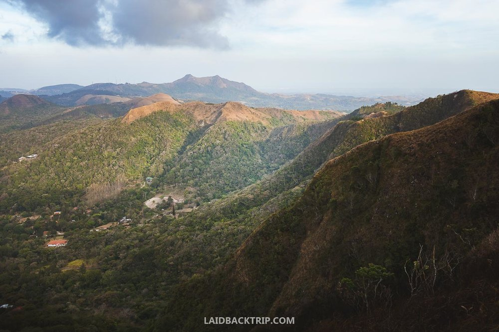 Cerro Iguana hike is one of the best things to do while visiting El Valle de Anton, Panama.