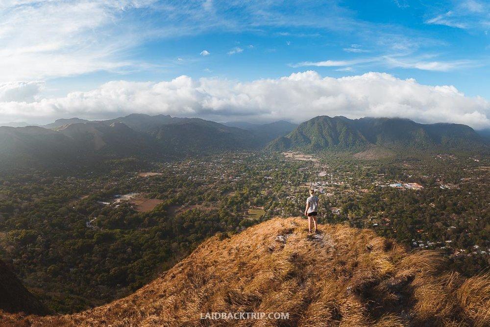 Cerro Iguana is a great hike in El Valle de Anton, Panama.