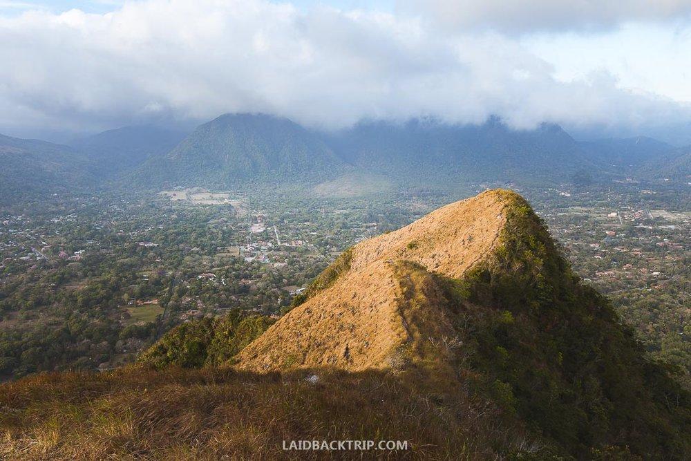 There is no entrance fee to hike the Cerro Iguana in El Valle de Anton, Panama.