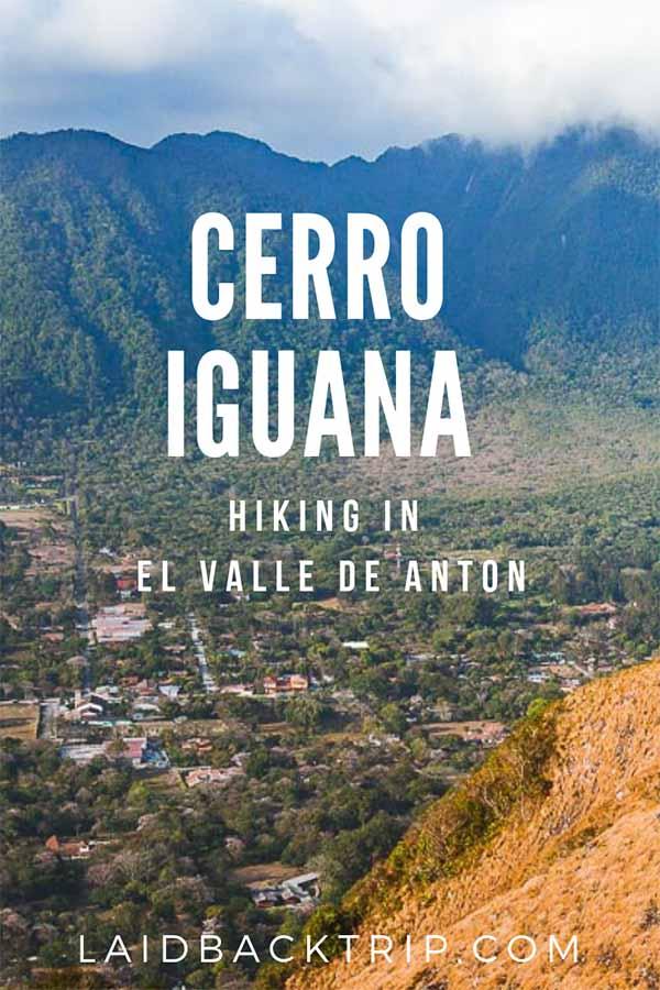 Cerro Iguana Hike, El Valle de Anton, Panama