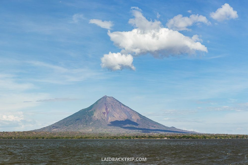 Read our travel guide to hiking the Concepcion Volcano on Ometepe Island in Nicaragua, one of the best outdoor adventures in Central America.