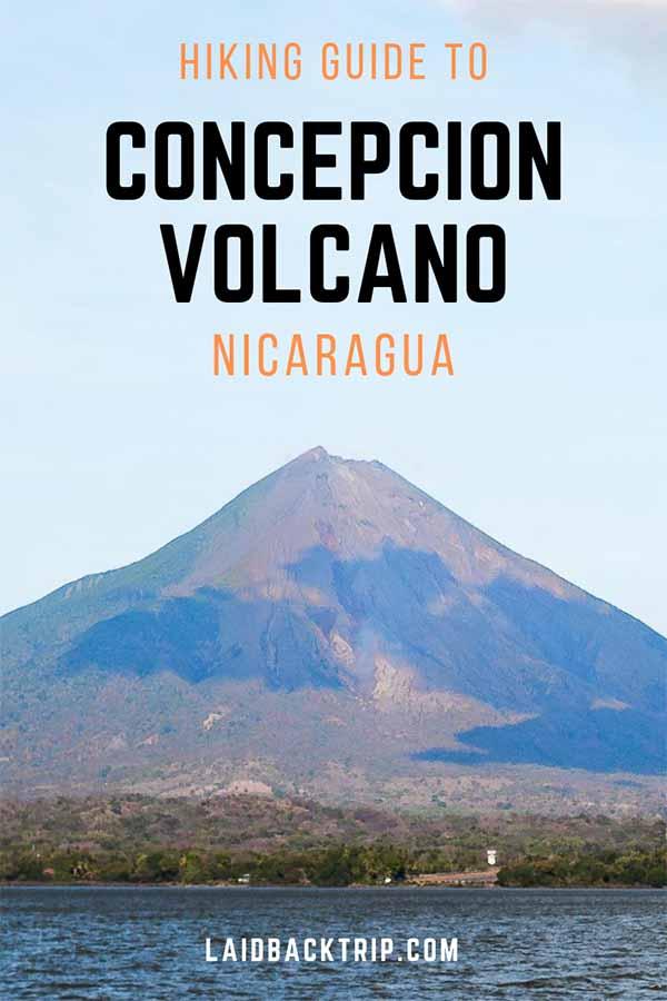 Concepcion Volcano Hike