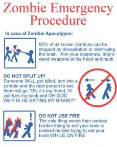 zombie emergency